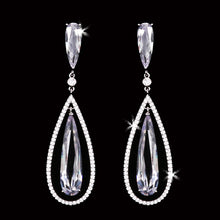 Load image into Gallery viewer, Bridal Earrings E2066