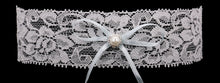 Load image into Gallery viewer, Bridal Stretch Lace Garter GR1685