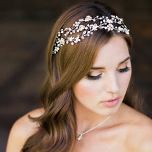 Load image into Gallery viewer, Bridal Headband HB1811