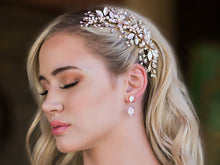 Load image into Gallery viewer, Bridal Hair Comb HC1832