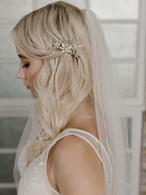 Load image into Gallery viewer, HC2147 Bridal Hair Comb