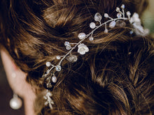 Load image into Gallery viewer, Bridal Hair Jewelry HJ 2052