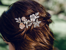 Load image into Gallery viewer, Bridal Hair Comb HC2044