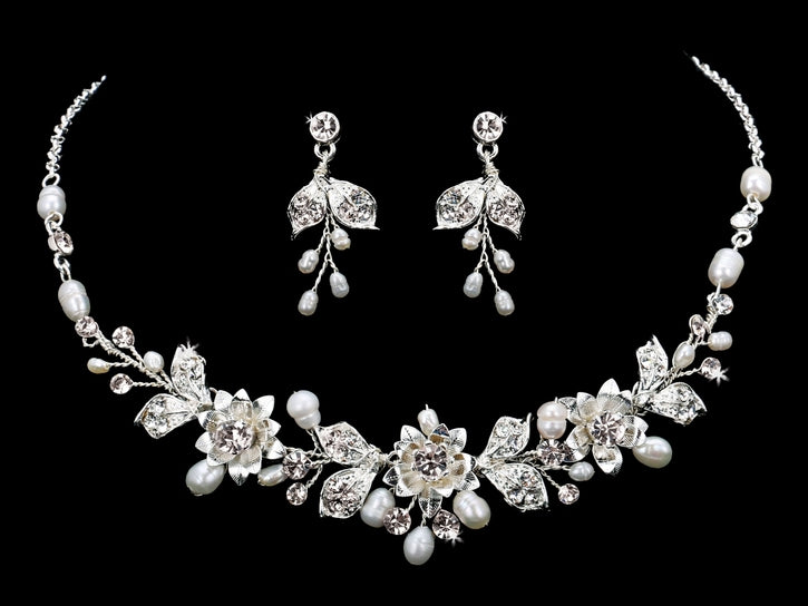 Pearl Necklace Set NL1857