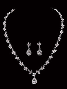 Bridal Necklace Set NL2056