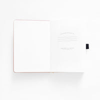 A5 Clever Fox 192-Page Dot Grid Notebook