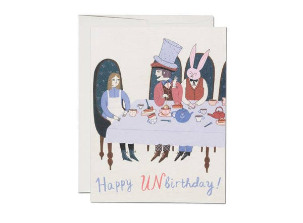 Happy Unbirthday BIrthday Card
