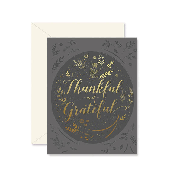 Thankful and Grateful Set
