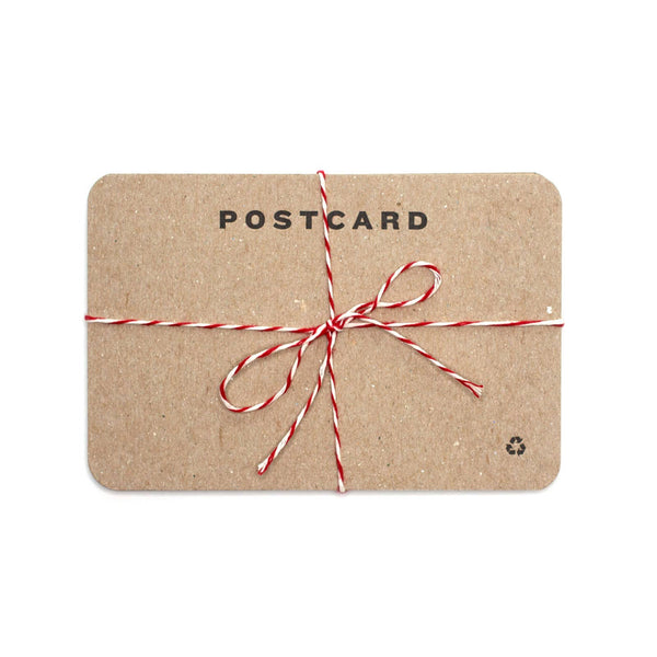 Chipboard Postcards