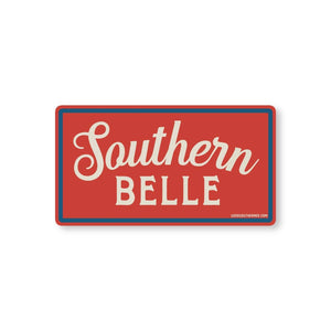 Good Southerner - Southern Belle Sticker