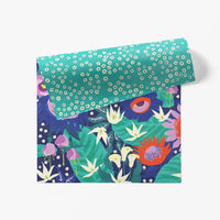 Night Bloom Gift Wrap Sheets - Set of 3