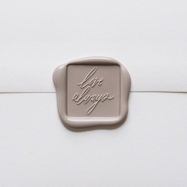 Love Always Wax Seal Set