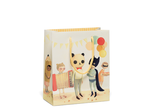 Costume Party Gift Bag