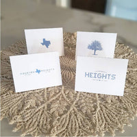 Heights Collection Note Cards - Set of 8