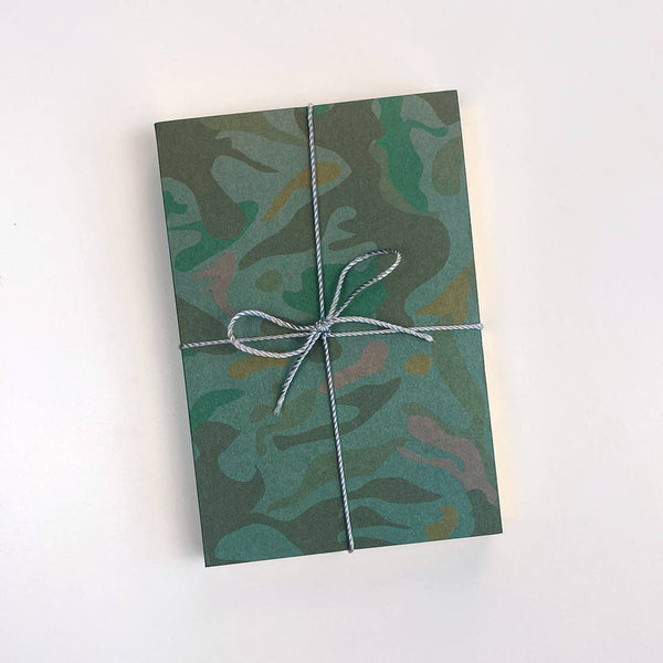 Camo Jotters - Set of 2