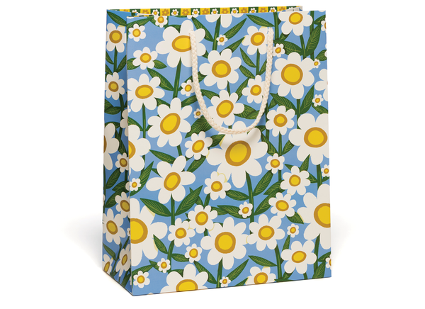 Seventies Daisy Gift Bag