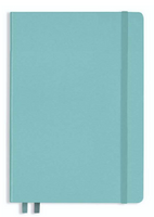 Leuchtturm1917 Medium A5 Softcover Notebook in Aquamarine