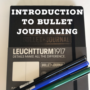 Introduction to Bullet Journaling