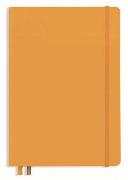 Leuchtturm1917 Medium A5 Softcover Notebook in Rising Sun