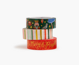 Nutcracker Washi Tape Set