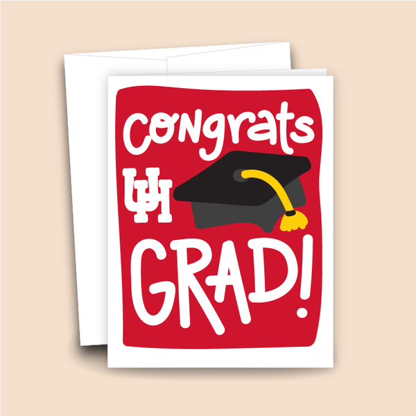 Congrats Grad - University of Houston