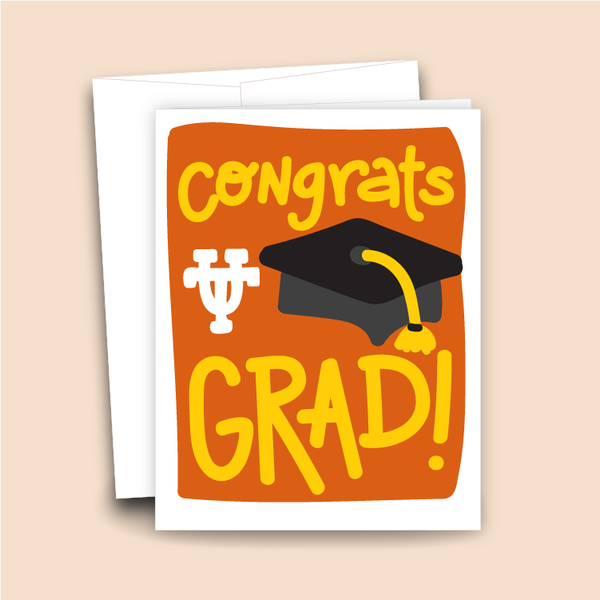 Congrats Grad - University of Texas