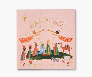 Holiday Nativity Advent Calendar