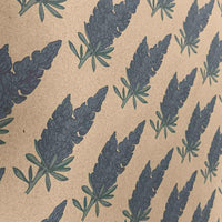Bluebonnets Gift Wrap Sheets - Set of 3
