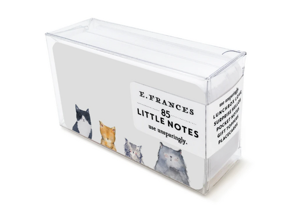 Cat's Meow Little Notes