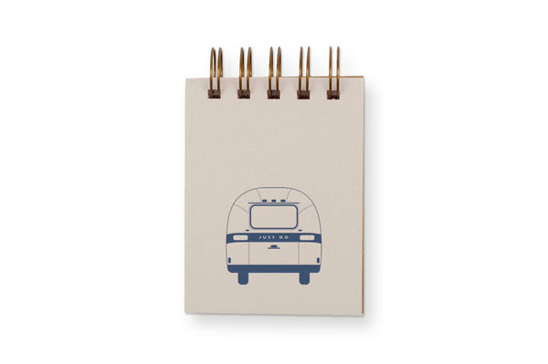 Airstream Travel Mini Jotter Notebook