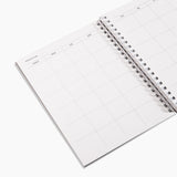 Daily-Weekly-Monthly Planner