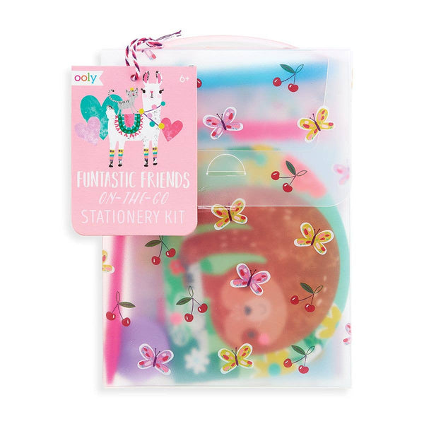 Funtastic Friends Stationery Kit