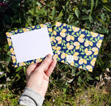 Lemons Notecard Set