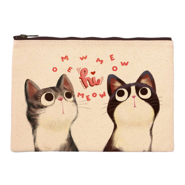Meows Pouch