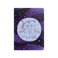 Out of This World Jot It Notebook