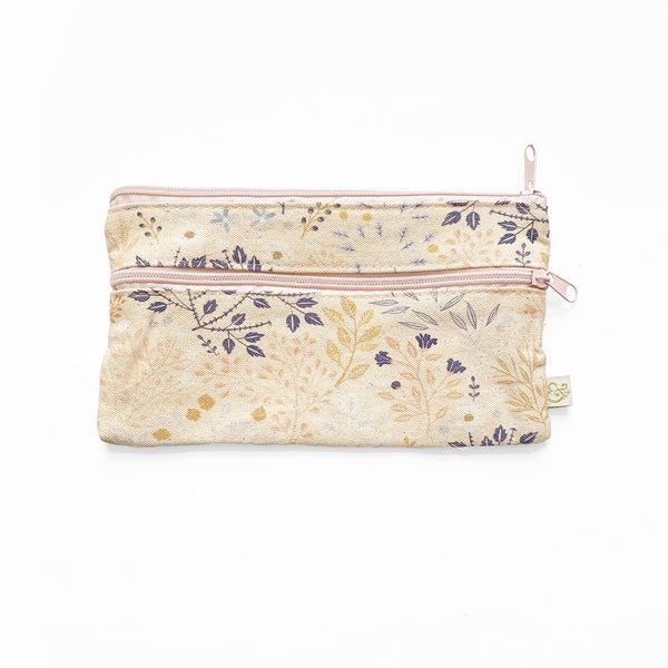 Blush-A-Bye Pencil Pouch