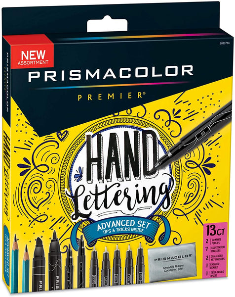 Prismacolor Premier Advanced Hand Lettering Set