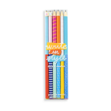 Write In Style Graphite Pencils - set of 6