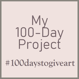 Starting my #The100DaysProject for 2021