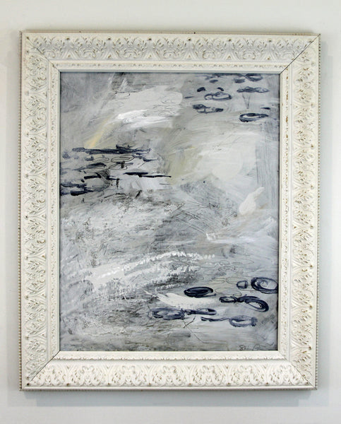 Translation of Piano Concerto No. 2 (Shostakovich) - Original Painting on Canvas FRAMED