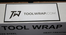 "Load image into Gallery viewer, 50' Type 321 Stainless Steel Tool Wrap 50' x 24"" x .002 - Tool Wrap"