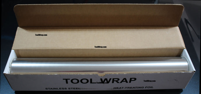 100' Type 309 Stainless Steel Tool Wrap 100' x 24