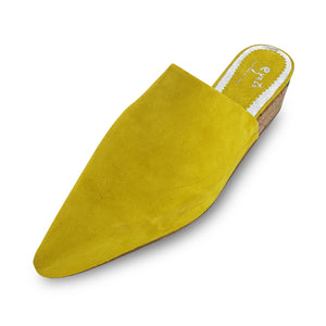 Eyato Suru Slides - Yellow