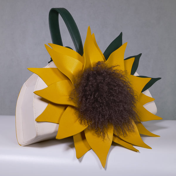 Eyato Sunflower bag - Emolleh - Luxury Leather Handbag