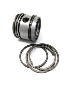 Mercedes Air Compressor Piston Ring Set 2.5mm (2.5/2.5/2.5/4.0), W112/W109/W100 - Fits Knorr Compressors Types