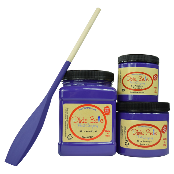Amethyst Chalk Mineral Paint