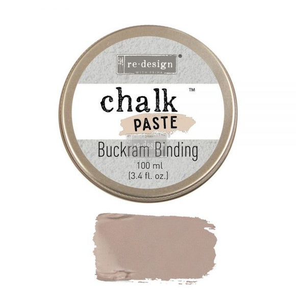 re*design Chalk Paste- Buckram Binding