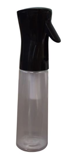 Continuous Fine Mist Spray Bottle