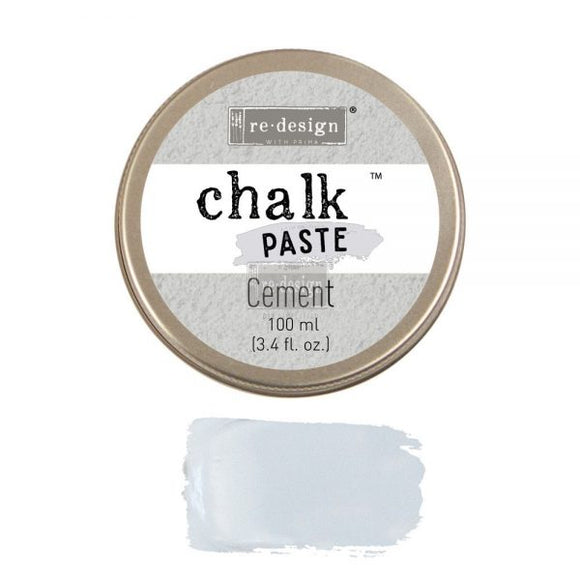 re*design Chalk Paste- Cement