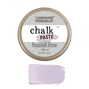 re*design Chalk Paste- Roycroft Rose